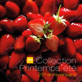Catalogue - Collection Printemps été 2016